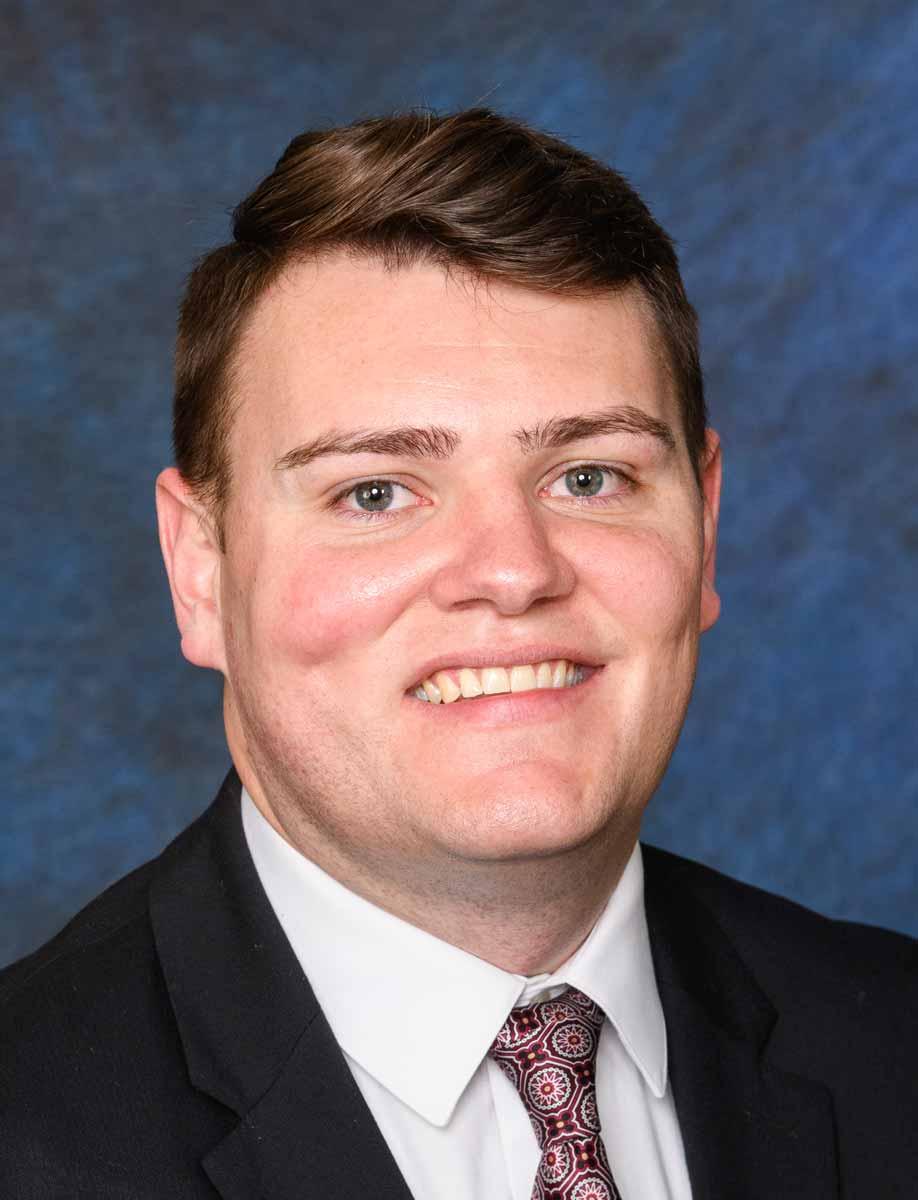 Garrett D. Rogers